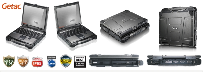 Notebook Getac B300 Fully Rugged