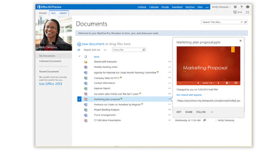 Office 365 - Sharepoint