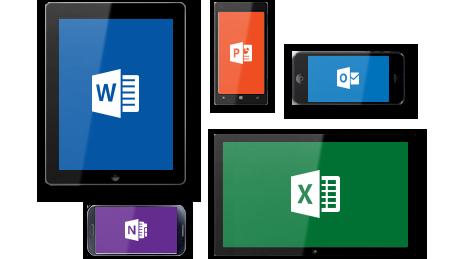 Office 365 - Twoje biuro tam gdzie Ty