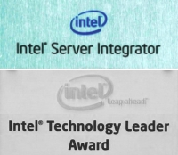 ProData Poznań - Intel Server Integrator. Intel Technology Leader Award