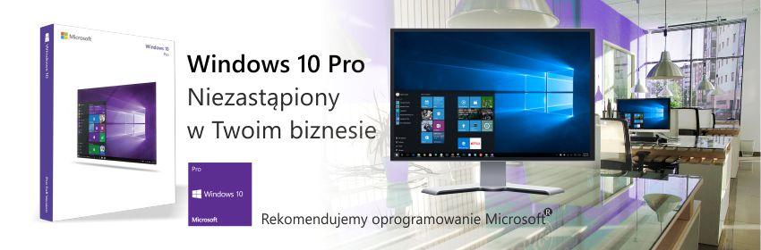 Windows 10 Pro w ofercie ProData Poznań - oprogramowanie dla firm